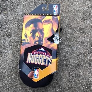 NWT Isotoner NBA Denver Nuggets Thinsulate Mittens